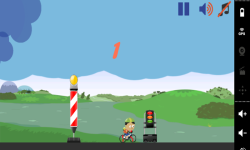 Bike Race Jump screenshot 3/3
