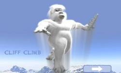 Penguin Cliff II screenshot 2/4