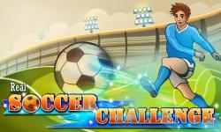 Real Soccer Challenge screenshot 1/6