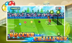 Real Soccer Challenge screenshot 2/6