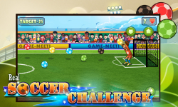 Real Soccer Challenge screenshot 3/6
