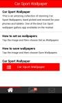 SportCar Wallpapers HD screenshot 2/6