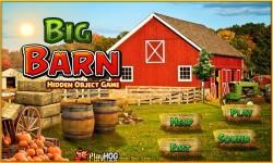 Free Hidden Object Games - Big Barn screenshot 1/4