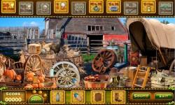 Free Hidden Object Games - Big Barn screenshot 3/4