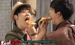 2PM Mr Pizza CF Wallpaper screenshot 1/6
