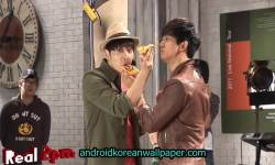 2PM Mr Pizza CF Wallpaper screenshot 2/6