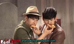 2PM Mr Pizza CF Wallpaper screenshot 3/6
