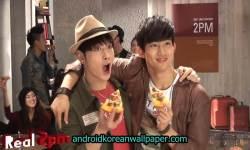 2PM Mr Pizza CF Wallpaper screenshot 4/6
