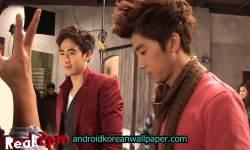 2PM Mr Pizza CF Wallpaper screenshot 5/6