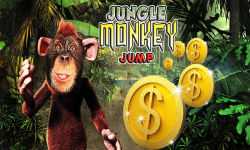 Jungle Monkey Surfers screenshot 1/3