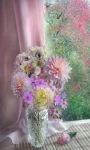 Beautiful Flower Pot LWP screenshot 1/3
