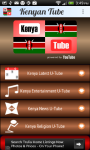 Kenyan Tube screenshot 1/3