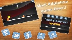 Geometry Spike Rush screenshot 5/5