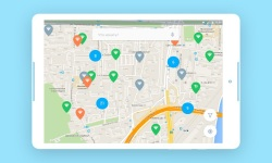 WiFi Navigator screenshot 1/2