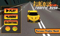 Furious Traffic Rush - Race screenshot 1/6