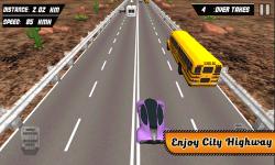 Furious Traffic Rush - Race screenshot 5/6