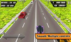 Furious Traffic Rush - Race screenshot 6/6