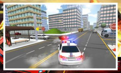 Crazy Traffic Police Racer screenshot 1/4