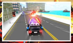 Crazy Traffic Police Racer screenshot 2/4