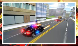 Crazy Traffic Police Racer screenshot 3/4