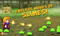 Last Hero: Attack of the Slimes screenshot 3/4