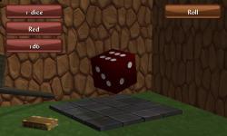 Dice Roller Simulator 3D screenshot 1/6