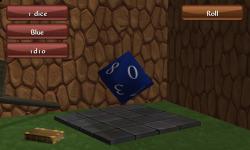 Dice Roller Simulator 3D screenshot 4/6