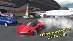 Extreme Car Driving Simulator HD screenshot 1/3