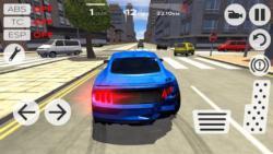 Extreme Car Driving Simulator HD screenshot 2/3