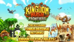 Kingdom Rush Frontiers perfect screenshot 1/6