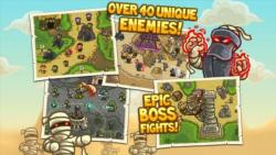 Kingdom Rush Frontiers perfect screenshot 3/6