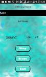 Baunce ball  unity apps screenshot 1/4