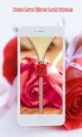 Rose Love Zipper Screen Lock screenshot 4/6