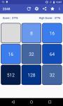 2048-Tile game screenshot 1/4