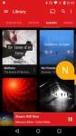 Shuttle Music Player transparent screenshot 1/6