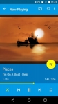 Shuttle Music Player transparent screenshot 2/6