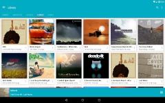 Shuttle Music Player transparent screenshot 3/6