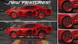 Drag Racing 3D original screenshot 3/6