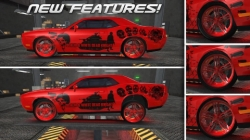 Drag Racing 3D original screenshot 4/6