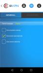 Backbone VPN screenshot 3/4