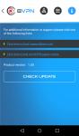 Backbone VPN screenshot 4/4