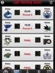 The Hockey News - LIVE Scores, Stats, Standings, Articles screenshot 1/1