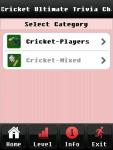 Cricket Ultimate Trivia Challenge screenshot 2/5