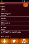 Espanol Radio  Lite screenshot 3/3