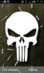 The Punisher Live Wallpaper screenshot 1/3