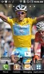 Alberto Contador Live Wallpaper screenshot 1/3