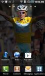 Alberto Contador Live Wallpaper screenshot 2/3
