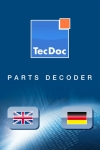 TecDoc PARTS DECODER screenshot 1/1