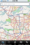 Singapore Map screenshot 1/1