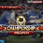 IG Cricket Championship Trophy screenshot 1/2